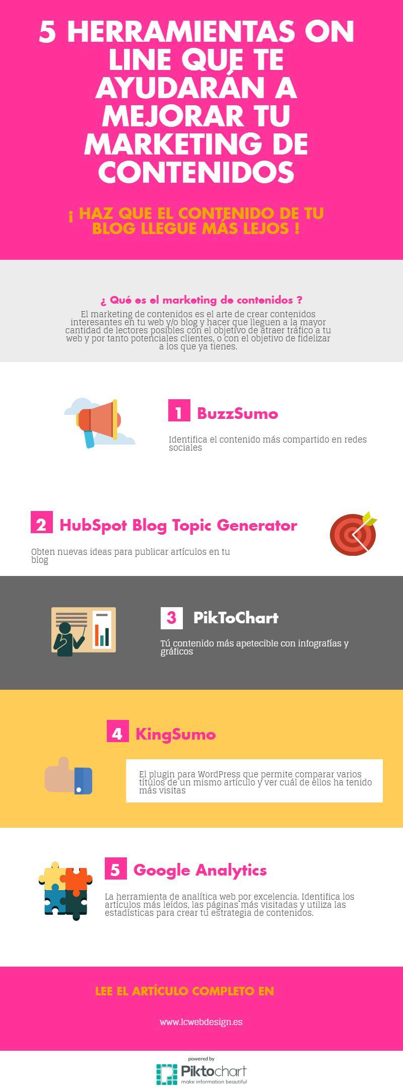 infografia-5-herramientas-mejorar-marketing-contenidos