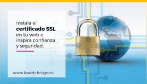 Cómo instalar el certificado SSL en tu web