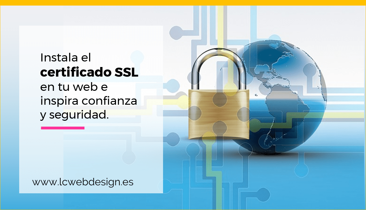 como instalar certificado SSL