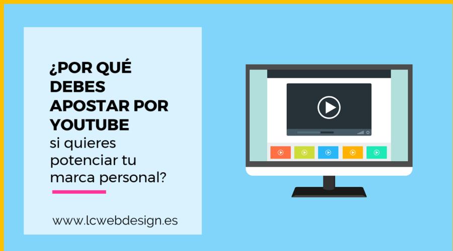 potenciar marca personal con youtube