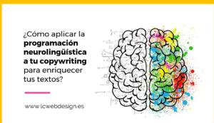 Programación neurolingüística (PNL) y copywriting