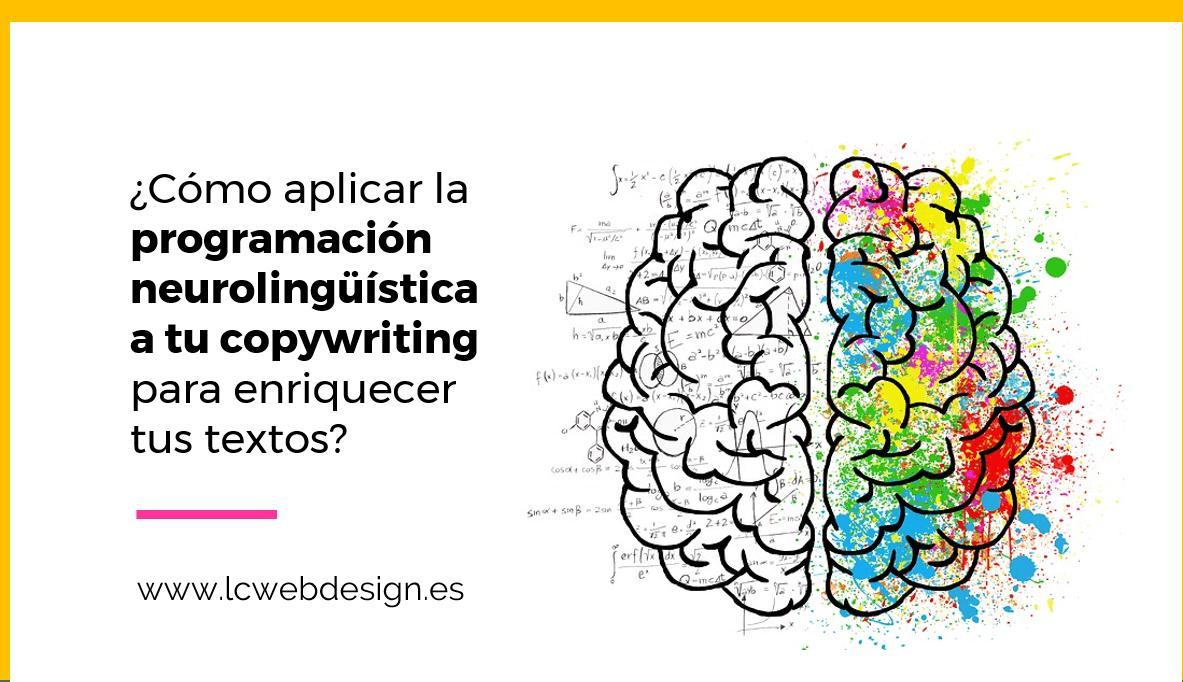 programación neurolingüística PNL y copywriting