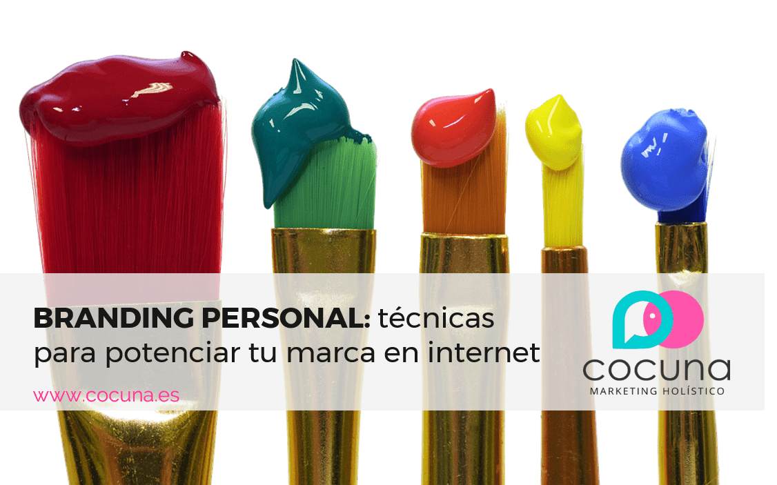 branding personal tecnicas marca internet potenciar marketing
