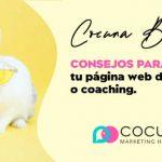 Cómo crear tu página web de terapia, coaching o psicología.